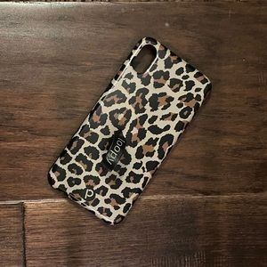 Leopard iPhone XS Max Loopy Case